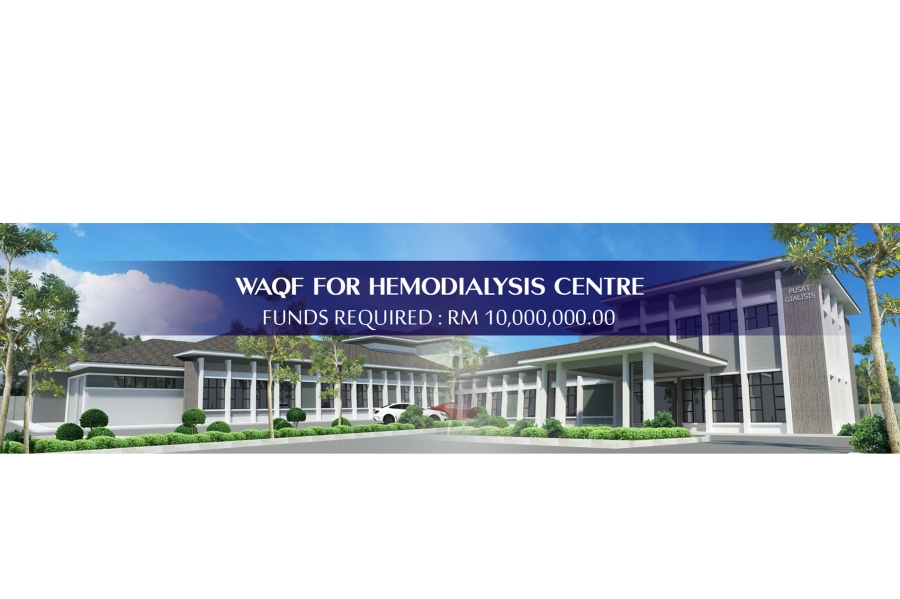 Waqf For Hemodialysis Centre